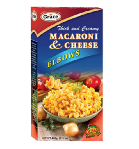 Picture of Grace Macaroni & Cheese Elbows (330g) - (3 Pack)