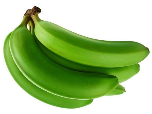 Picture of Fresh Green Bananas (1 doz)