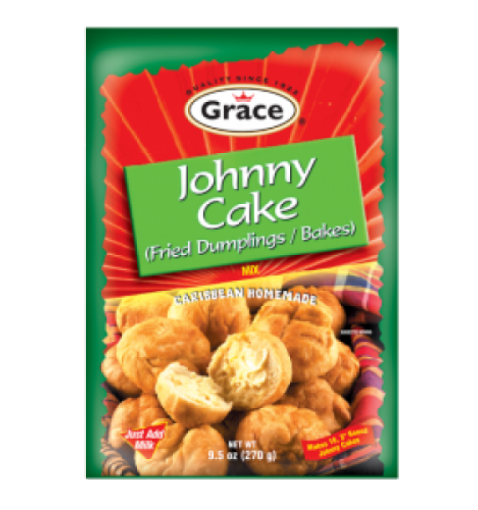 Picture of Grace Johnny Cake Fritter Mix (270g)