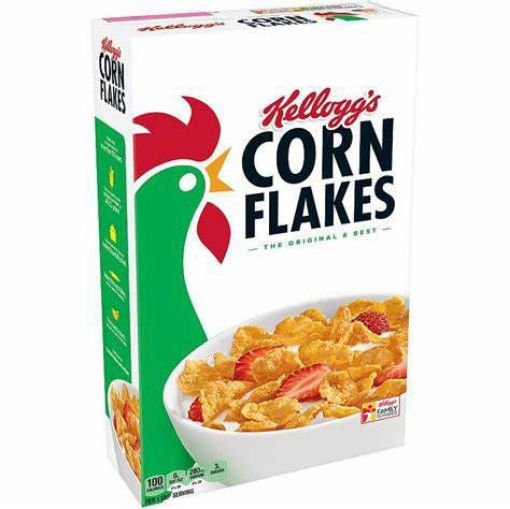 Picture of Kellog's Corn Flakes (510g) - Original