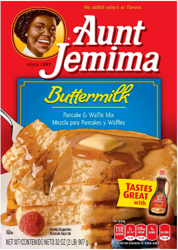 Picture of Aunt Jemima Buttermilk & Pancake Waffle Mix (2 lbs/907 g)