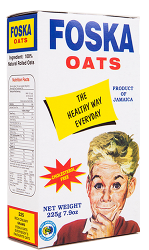Picture of Foska Quick Oats 225g