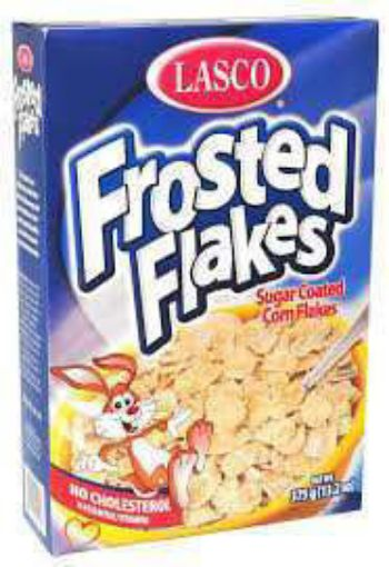 Picture of Lasco Frosted Cornflakes 375g
