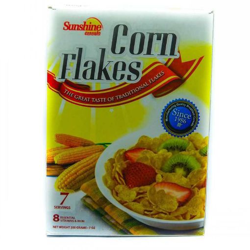 Picture of Sunshine Frosted Cornflakes 740g