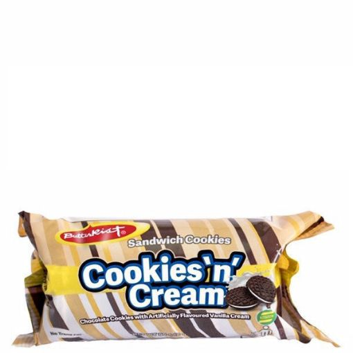 Picture of Butterkist Sandwich Cookies n Cream- 50g