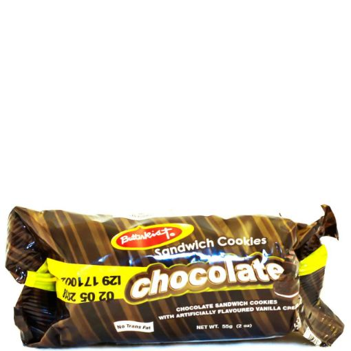 Picture of Butterkist Sandwich Chocolate- 50g