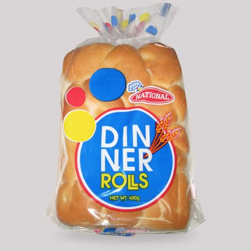Picture of National Dinner Rolls (400g)