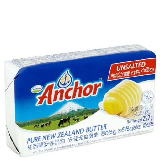 Picture of Anchor Butter Unsalted - 227g
