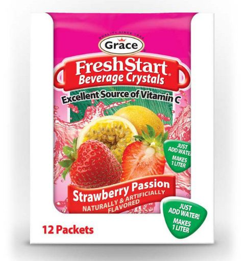 Picture of Grace Fresh Start (Strawberry - 34g)