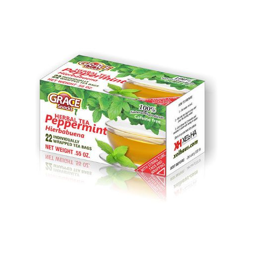 Picture of Grace Herbal Tea Peppermint (55oz)