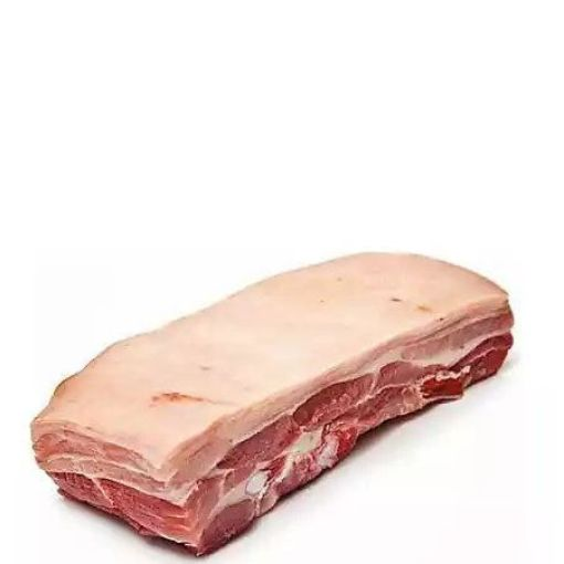Picture of Pork Belly Whole - 2130g/4.70lbs (Estimated - each)