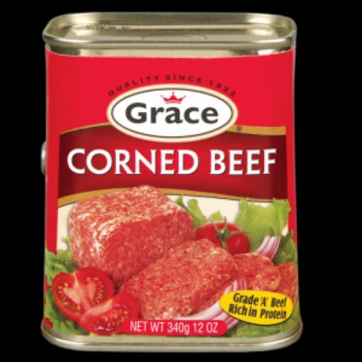 Picture of Grace Corned Beef 340g/12oz