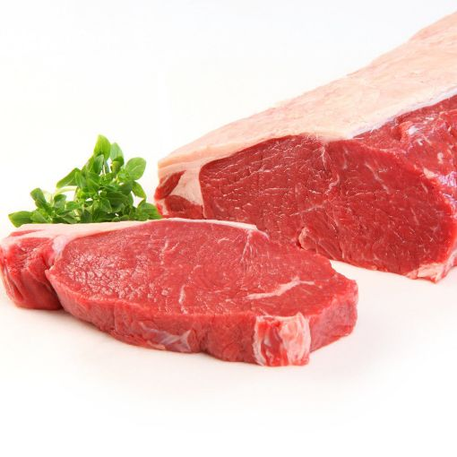 Picture of Beef Sirloin Steak - 500g/1.10lbs (Estimated - Each)