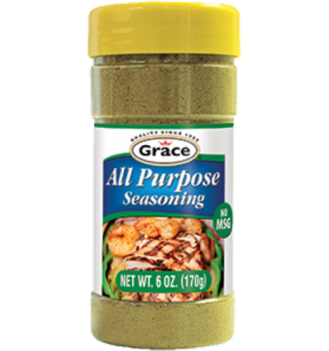 Picture of Grace All Purpose Seasoning (170g/6oz)