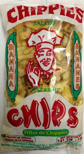 Picture of Chippies Banana Chips (5 oz/ 75g)