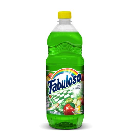 Picture of Fabuloso Disinfectant Passion of the Fruit (28 0z/828.05 ml)