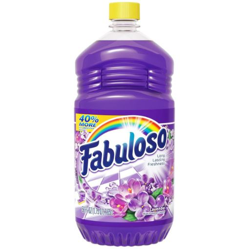Picture of Fabuloso Disinfectant Lavender (56 0z/1.65L)