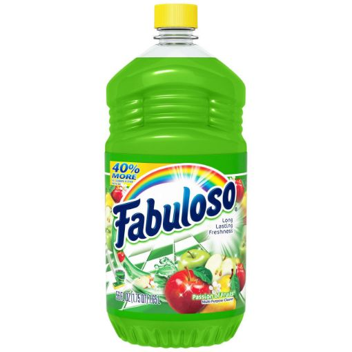 Picture of Fabuloso Disinfectant Passion of the Fruits (56 0z/1.65L)