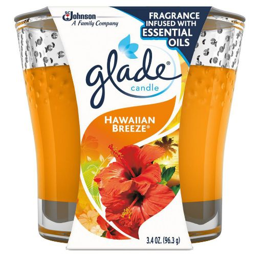 Picture of Glade Candle Hawaiian (3.4 oz/96.38 g)