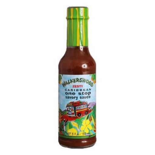 Picture of Wakerswood One Stop Savory Sauce 5 fl oz/148 ml