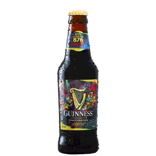 Picture of Guinness Stout (Bottle - 284mL)