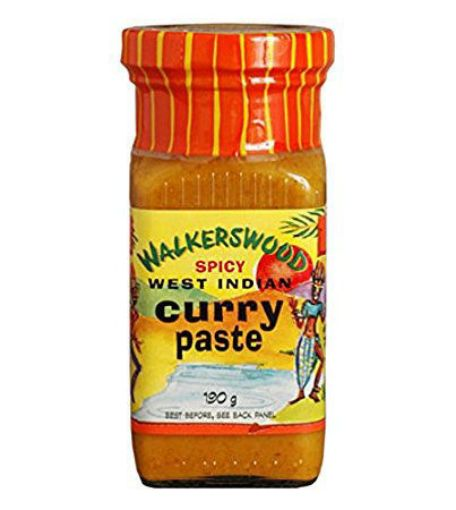 Picture of Walkerswood Condiments - Curry Paste (6.7oz/190g)