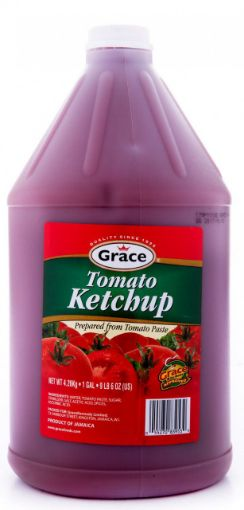 Picture of Grace Tomato Ketchup 1 Gallon