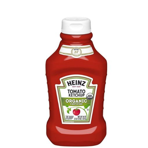 Picture of Heinz Organic Tomato Ketchup (1.25 Kg/44 oz)