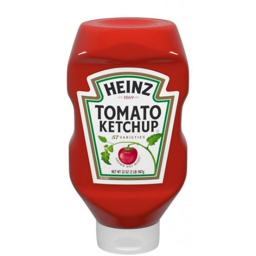Picture of Heinz Tomato Ketchup (907g/32 oz)