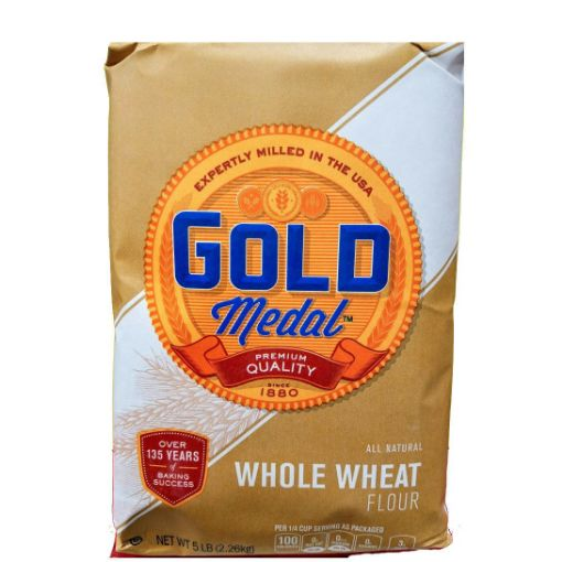 Picture of Gold Medal Whole Wheat Flour -2.26 kg/5 lbs