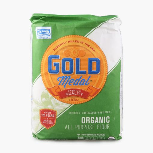 Picture of Gold Medal Organic All Purpose Flour -2.26 kg/5 lbs