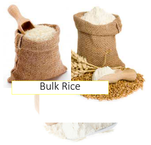 Picture of Bulk Counter White Rice per 3kg (pre packaged bags)