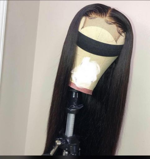 Picture of Straight Closure Wig (18 inch)