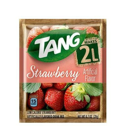 Picture of Tang Drink Mix (Strawberry - 20g)
