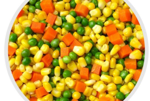 Picture of Bulk Mixed Vegetables (Estimated 227g)