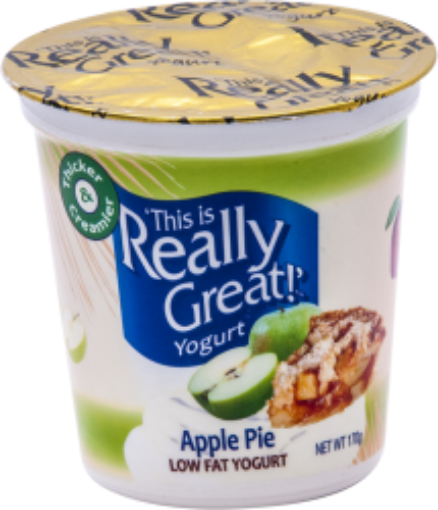 Picture of This is Really Great Yogurt Apple Pie (170 g/5.99 oz)