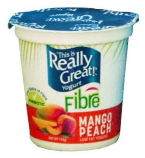Picture of This is Really Great Yogurt Fibre Mango Peach (170 g/5.99 oz)