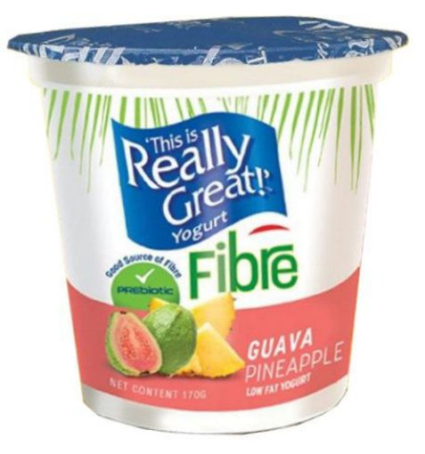 Picture of This is Really Great Yogurt Fibre Guava Pineapple (170 g/5.99 oz)