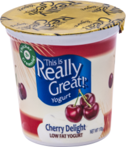 Picture of This is Really Great Yogurt Cherry Delight (170 g/5.99 oz)