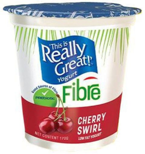 Picture of This is Really Great Yogurt Fibre Cherry Swirl (170 g/5.99 oz)
