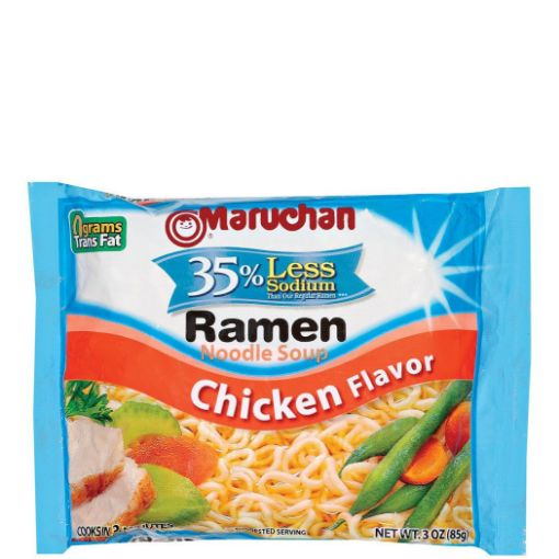 Picture of Maruchan Ramen Noodle Soup Chicken Flavor