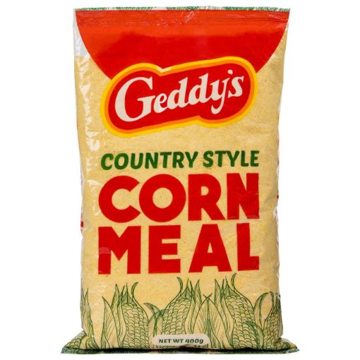 Picture of Geddy's Country Style Cornmeal (400g /14.10 oz)