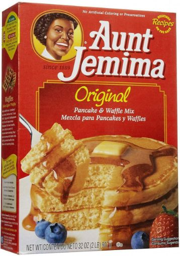 Picture of Aunt Jemima Original Pancake Waffle Mix (2 lbs/907 g)