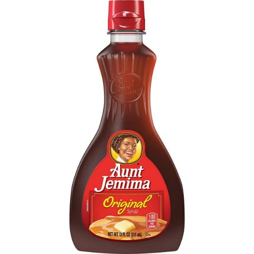 Picture of Aunt Jemima Original Original Syrup ( 12oz/355ml)