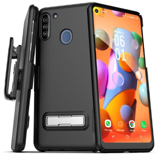 Picture of Samsung Galaxy A11 Click on Case