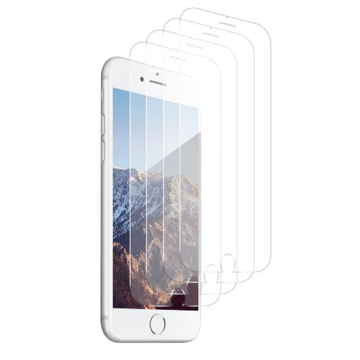 Picture of iPhone 7,8,9, 10 versions Screen Protectors