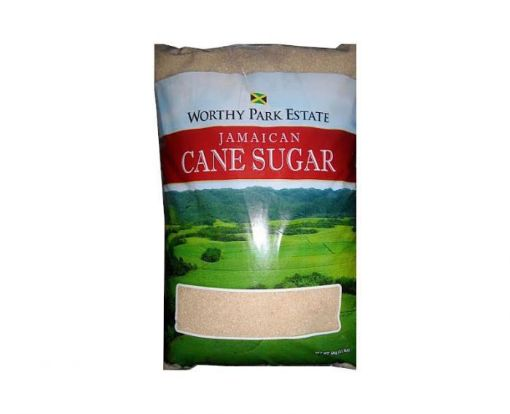 Picture of Worthy Park Estate Cane Sugar 500 g/1.1 lbs